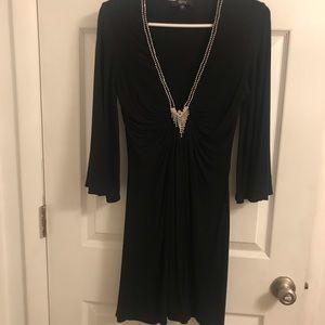 Sky Brand dress w/rhinestone detail. M